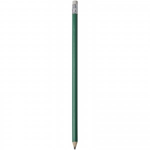 Alegra pencil with coloured barrel, Green <font size=1>[ENG]</font> (10709806)