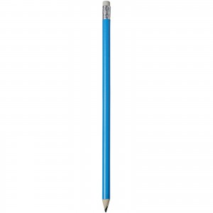 Alegra pencil with coloured barrel, Process Blue <font size=1>[ENG]</font> (10709804)