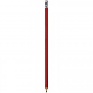 Alegra pencil with coloured barrel, Red <font size=1>[ENG]</font> (10709805)